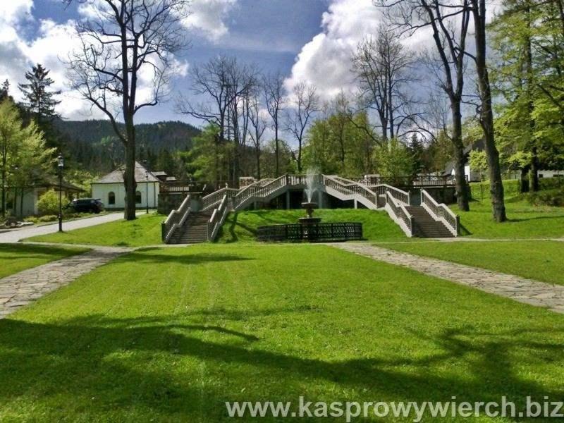Park in Kuznice