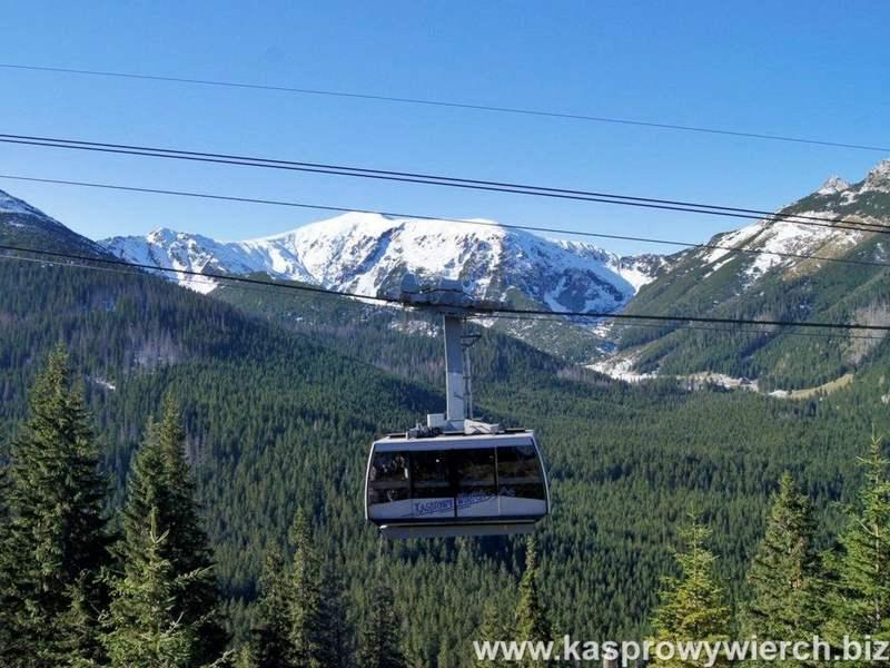 Kasprowy Wierch cable car